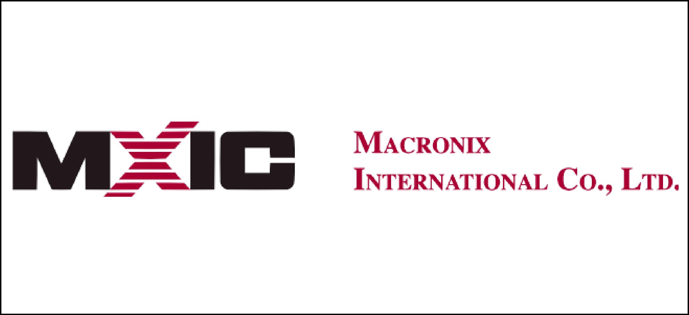 logo de Macronix